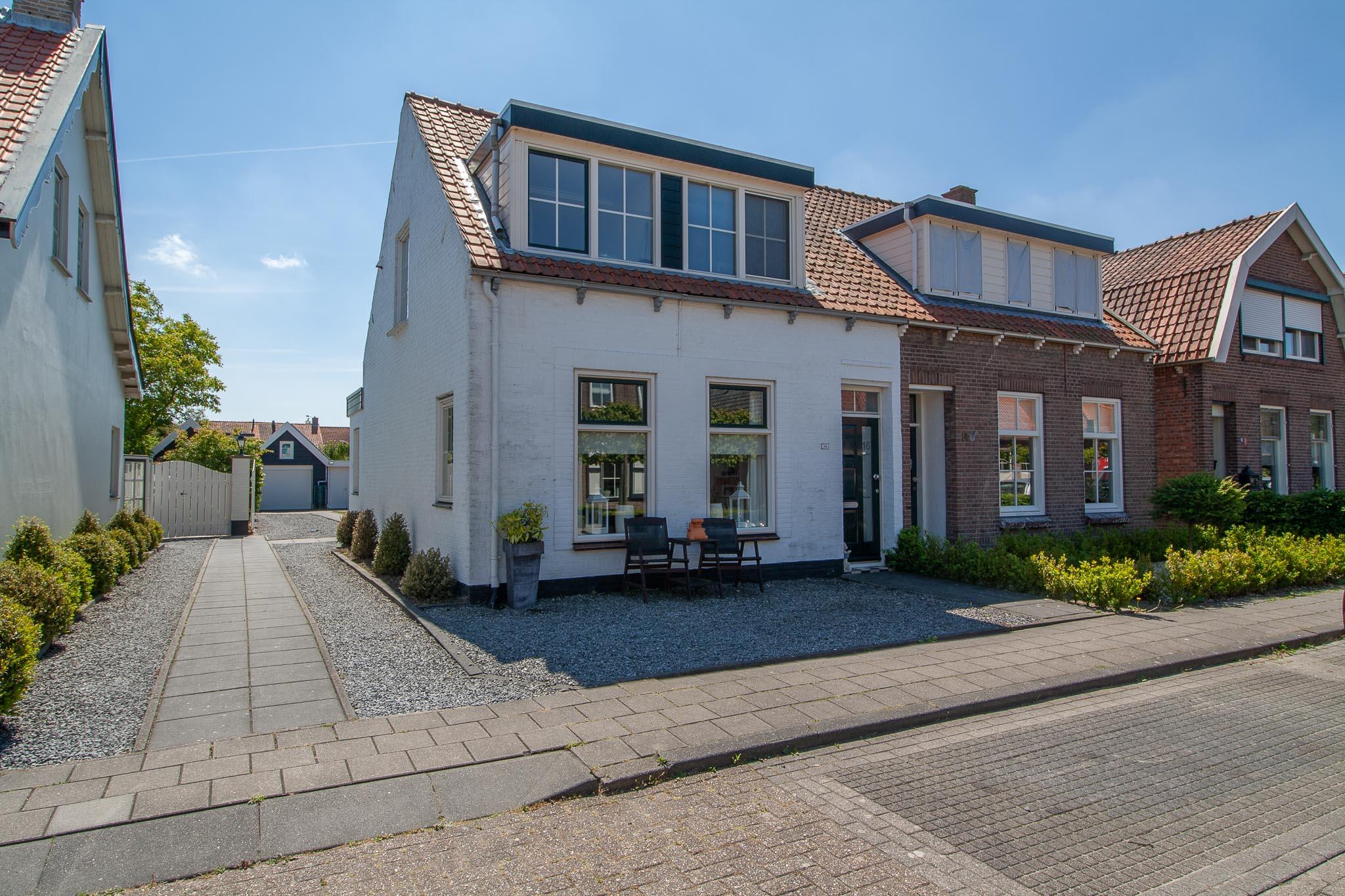 Mauritsstraat 16 Kapelle